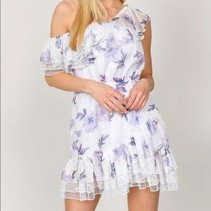 NWT Tobi Floral Mini Dress
